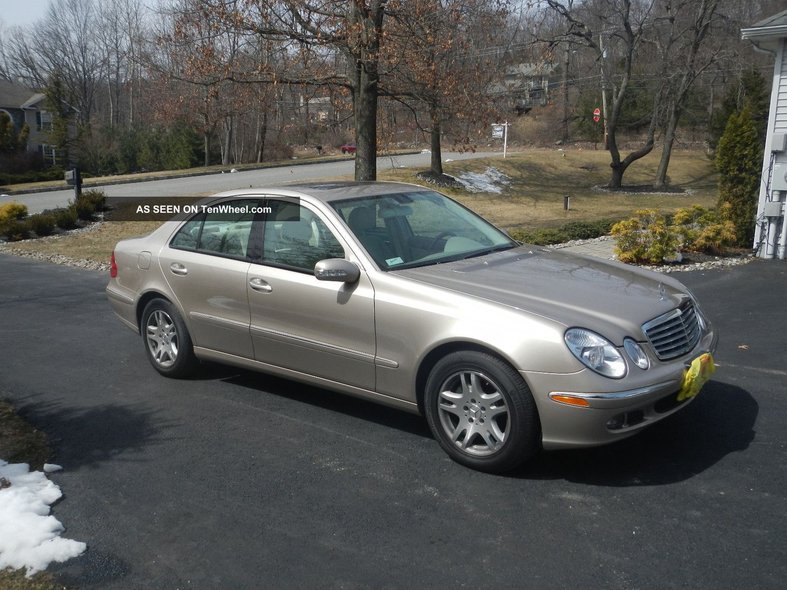 2005 mercedes benz e320 cdi sedan 4 door 3 2l for 2005 e320 mercedes benz