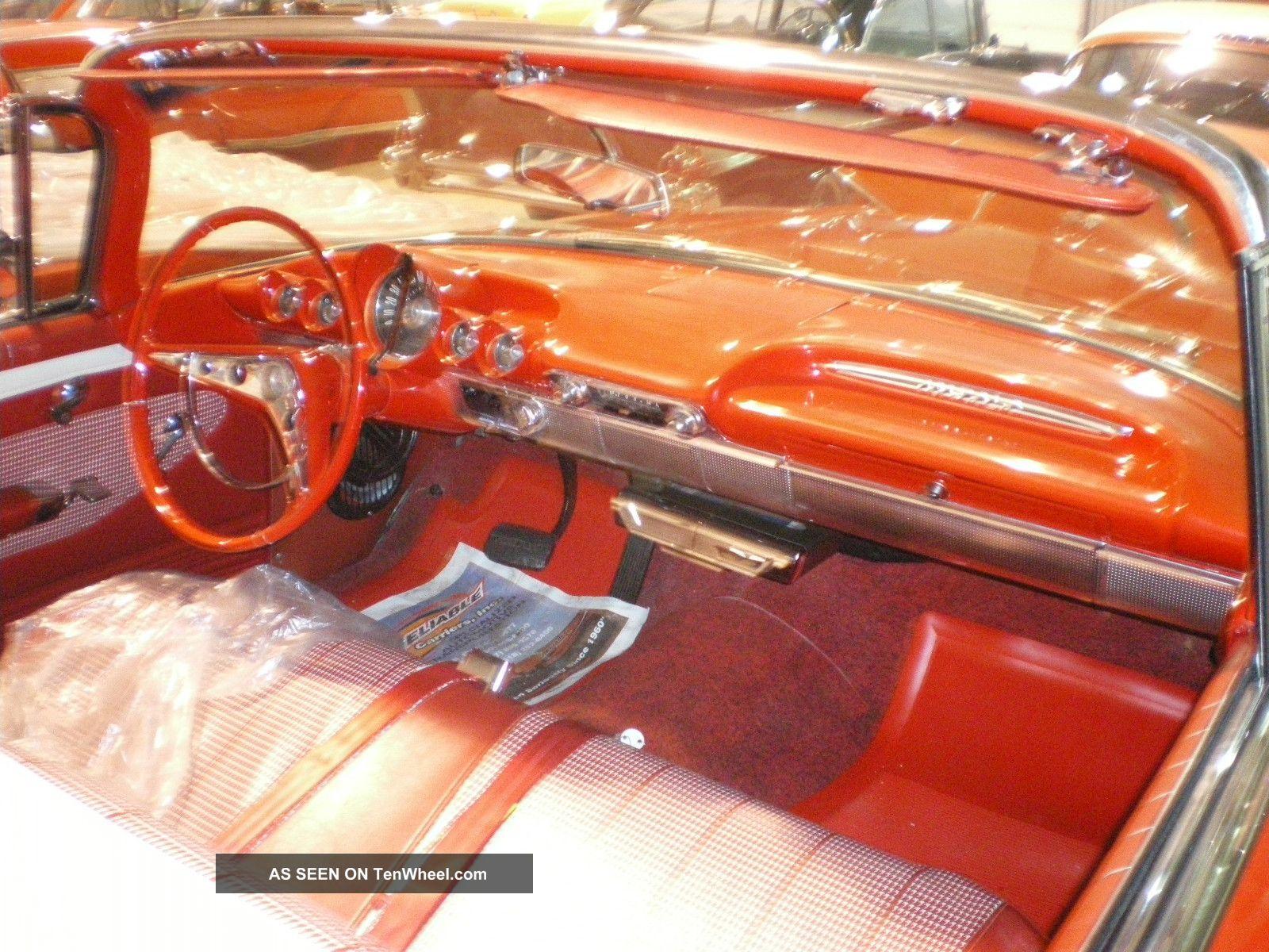 1960 Chevrolet Impala Convertible Impala photo