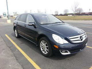 2006 Mercedes - Benz R500 Luxury Package + & Dvd & Rear A / C photo