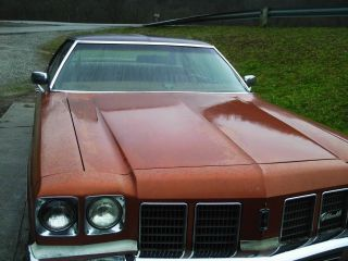 1975 Oldsmobile Delta 88 Base Sedan 4 - Door 5.  7l photo
