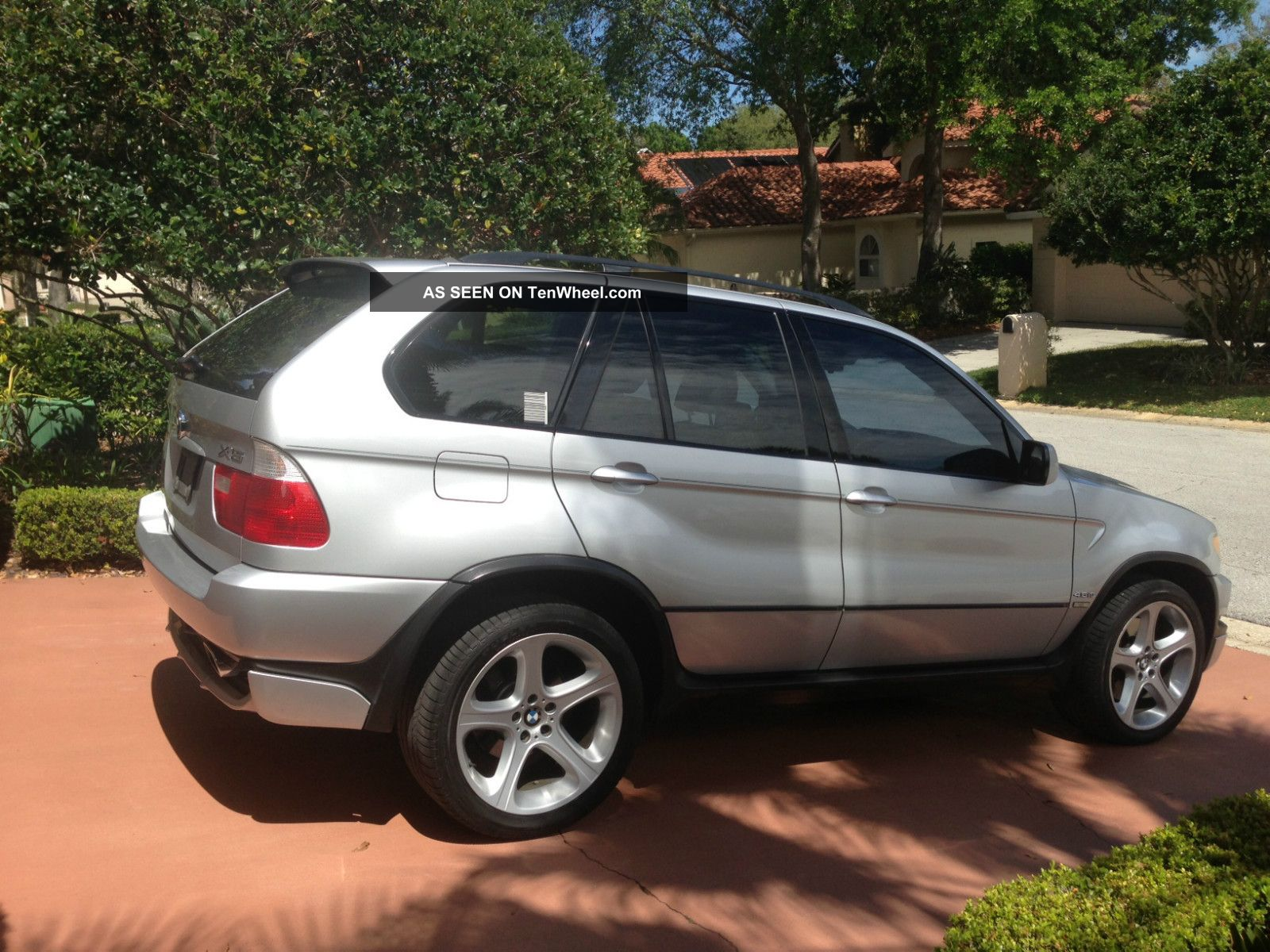 2003 bmw x5 4 6is sport utility 4 door 4 6l. Black Bedroom Furniture Sets. Home Design Ideas