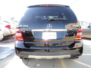 2008 Mercedes - Benz Ml350 Ml350 4matic 4dr 3.  5l photo