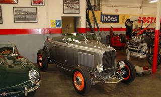 1932 Ford Roadster Hi - Boy Hot Rod photo
