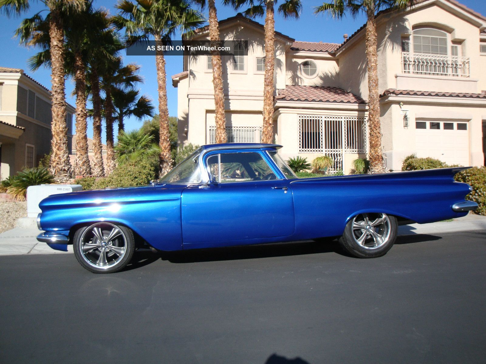 1959 Chevrolet Customized El Camino El Camino photo