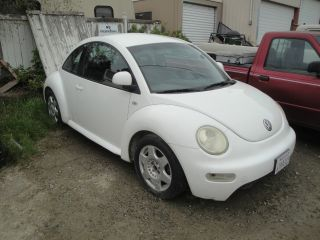 1999 Vw Beetle Mechanics Special photo