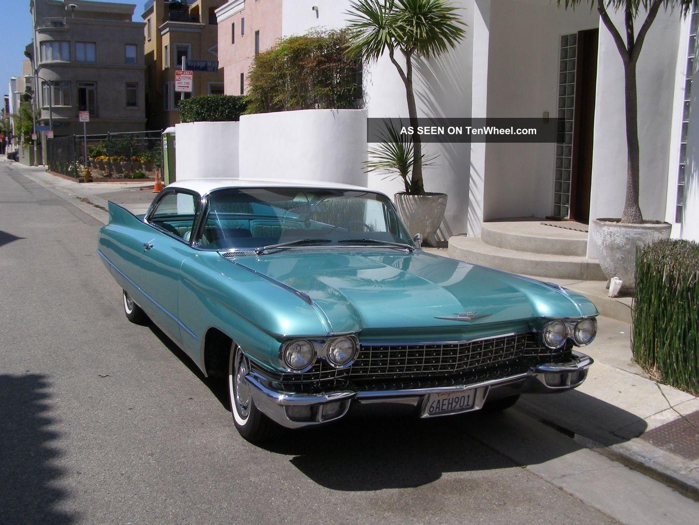 1960 Cadillac Coupe Deville DeVille photo