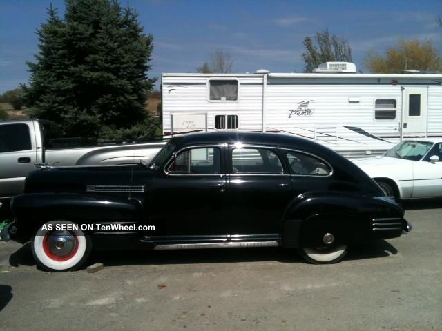 1941 Chevy Cadillac 61 Series Sedan Delux Other photo