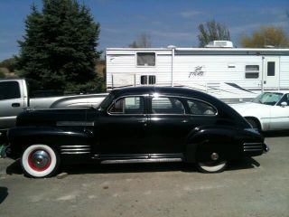 1941 Chevy Cadillac 61 Series Sedan Delux photo