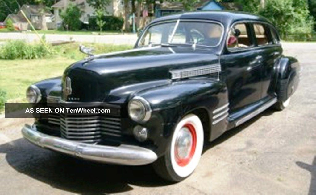 1941 chevy cadillac 61 series sedan delux for 1941 chevy 4 door sedan