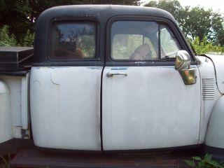 Rare Custom 1953 Chevy Cab & Half 4x4 Pickup Truck Nr photo
