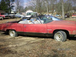 1972 Chevy Impala photo