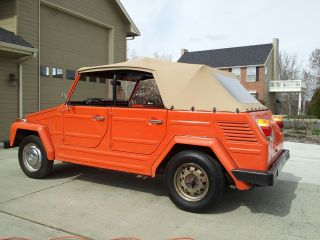 1973 Volkswagen Thing Unrestored Condition photo