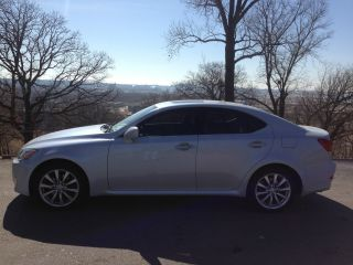 2008 Lexus Is250 Luxury Package photo