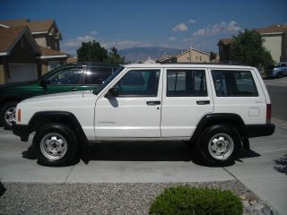 2000 Jeep Cherokee Right Hand Drive Factory Se Sport Utility 4 - Door 4.  0l photo
