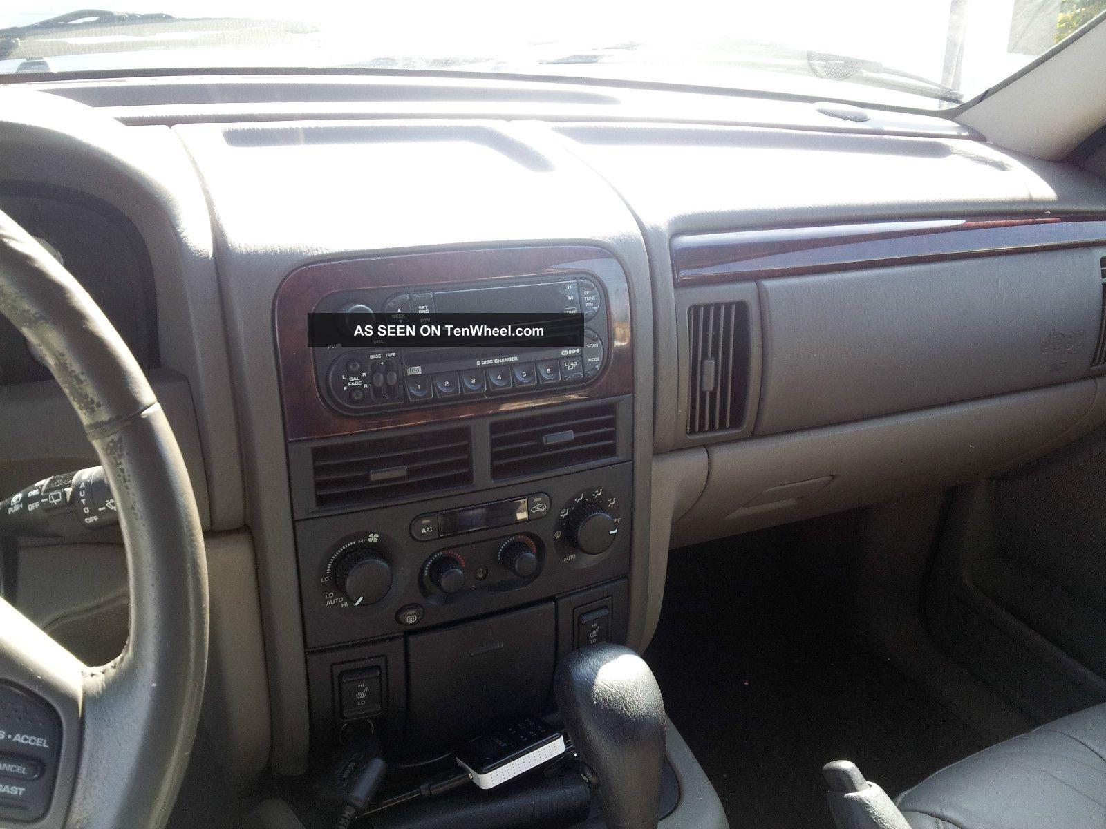 Very 2004 Jeep Grand Cherokee