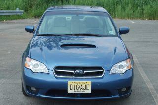 2007 Subaru Legacy 2.  5i Limited Sedan 4 - Door 2.  5l photo