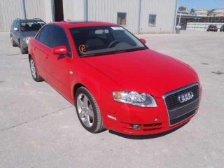 2005 Audi A4 Base Sedan 4 - Door 2.  0l.  And photo