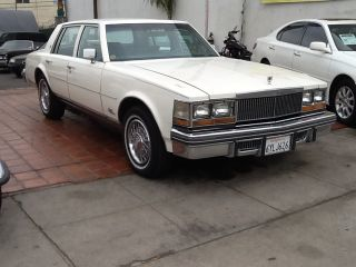 1978 Cadillac Seville Elegante Sedan 4 - Door 5.  7l photo