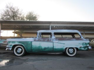 1956 Ford 2dr Ranch Wagon,  Arizona Car photo