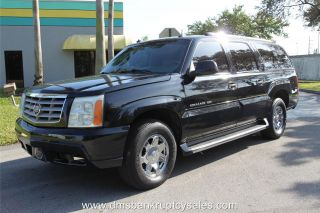 2003 Cadillac Escalade Esv 4d Awd Suv Us Bankruptcy Court photo
