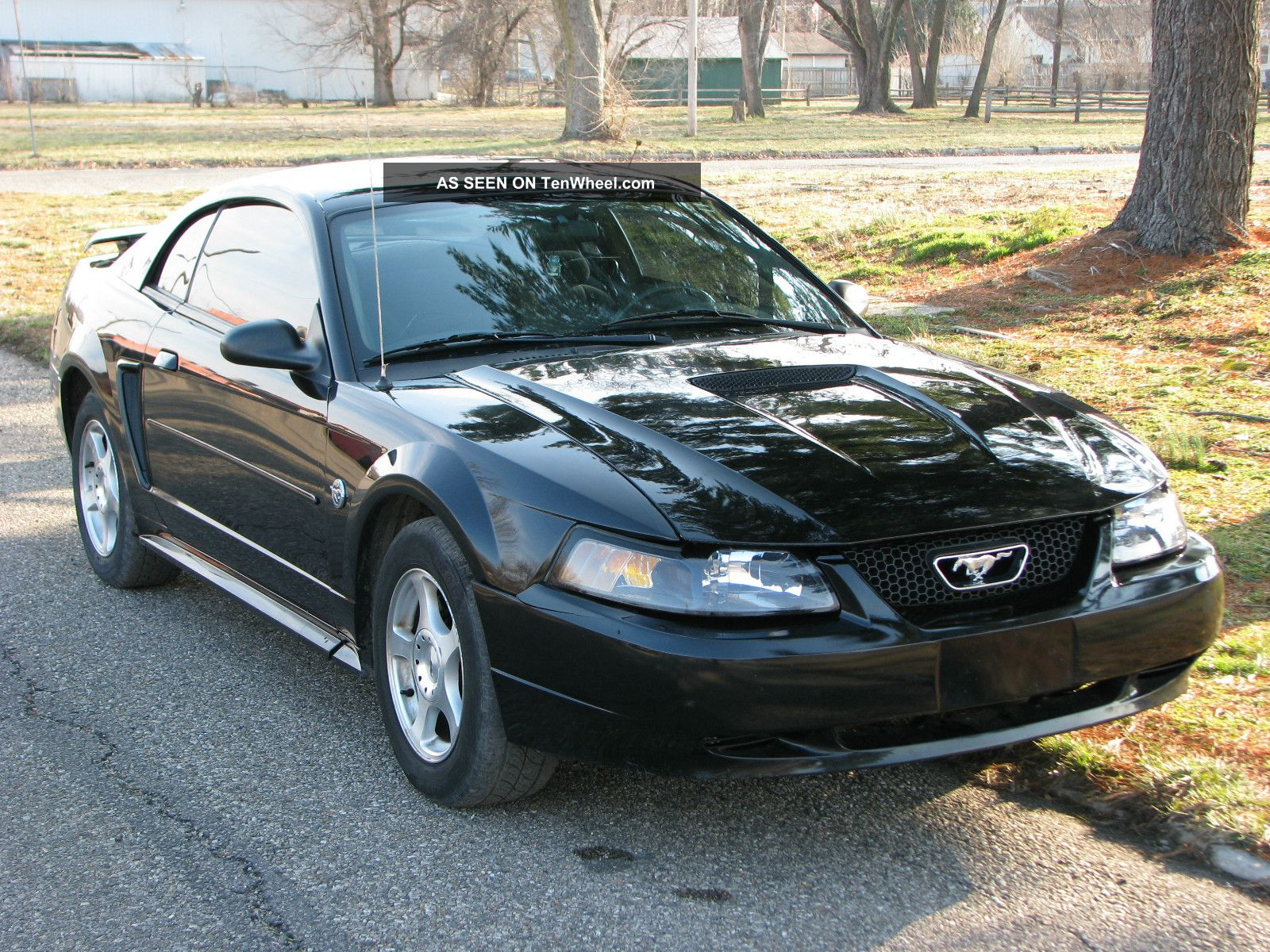 2004 40th anniv mustang v6 at pw pl ps remote keyless entry