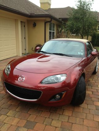 2009 Mazda Mx - 5 Miata Grand Touring Convertible 2 - Door 2.  0l photo