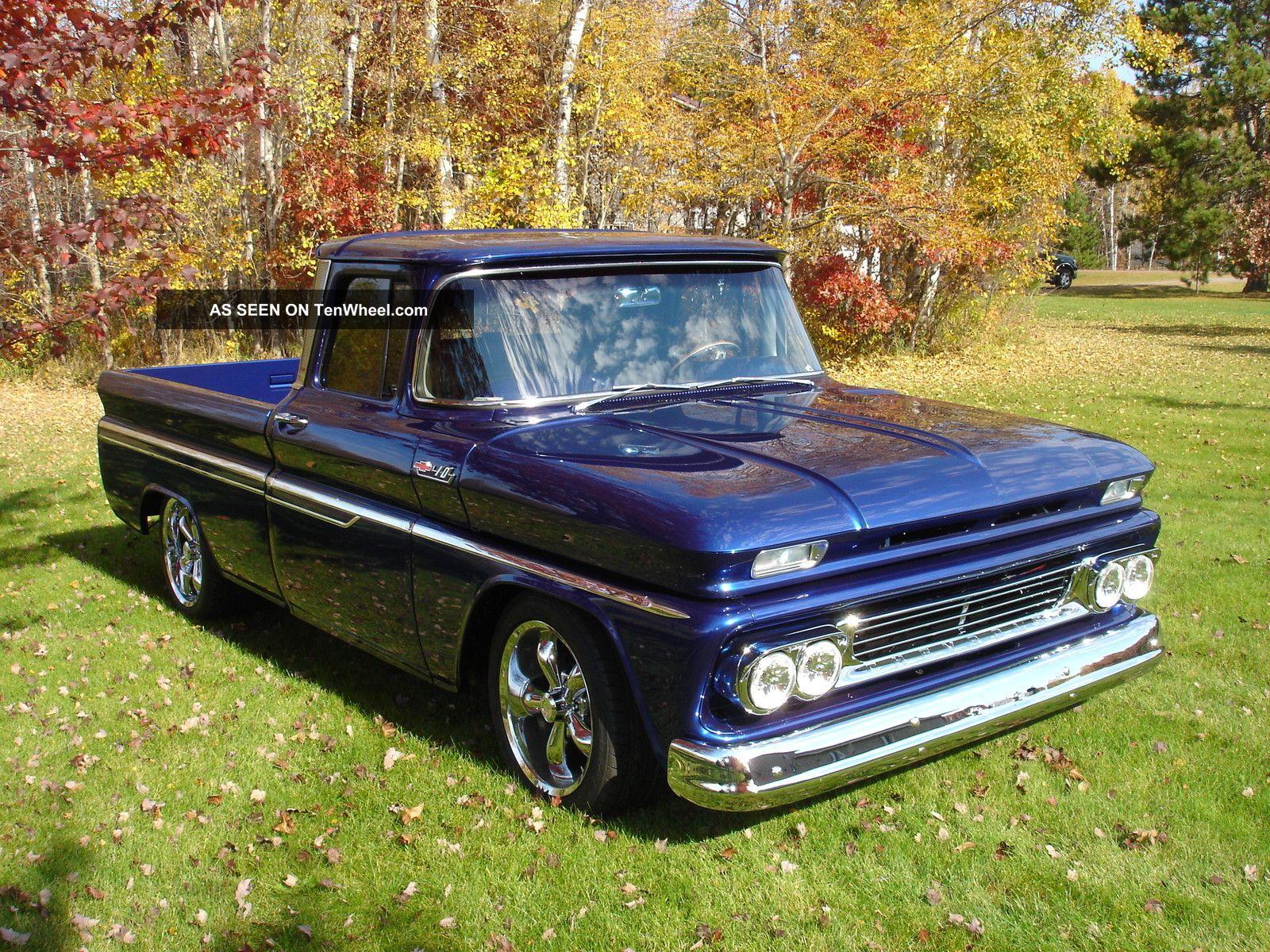 1962 Chevrolet C10 Frame Up Restoration