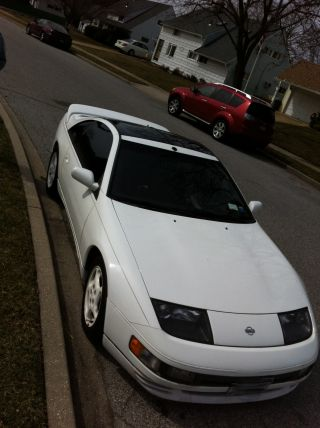 1991 Nissan 300zx Turbo Coupe 2 - Door 3.  0l photo
