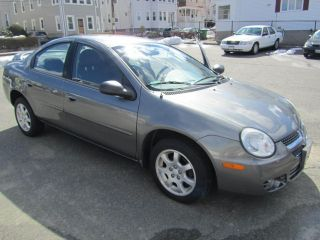 2005 Dodge Neon Sxt Sedan 4 - Door 2.  0l Only 66k photo