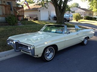 1968 Pontiac Catalina Convertible 6.  6l photo