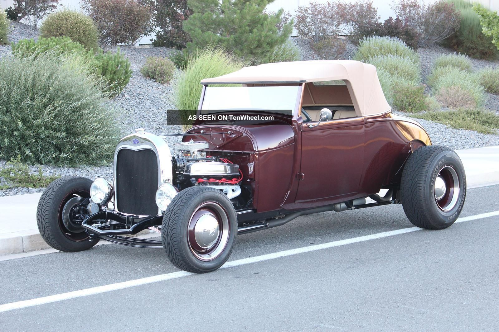 1928 Ford Model Street Rod