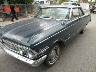 1963 Mercury Comet V8 302 With 5 Sp Solid Body. photo