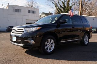 2011 Toyota Highlander Se Awd 3.  5l photo