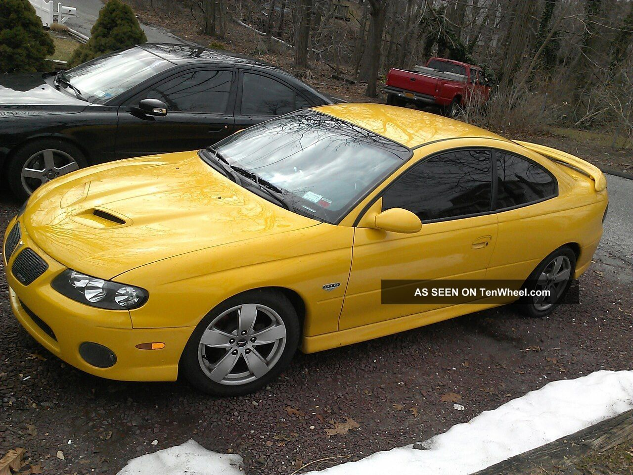 2005 pontiac gto turbo 6 speed fully built collector car