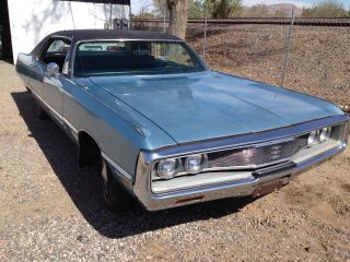 1969 Chrysler Newport 4 Door photo