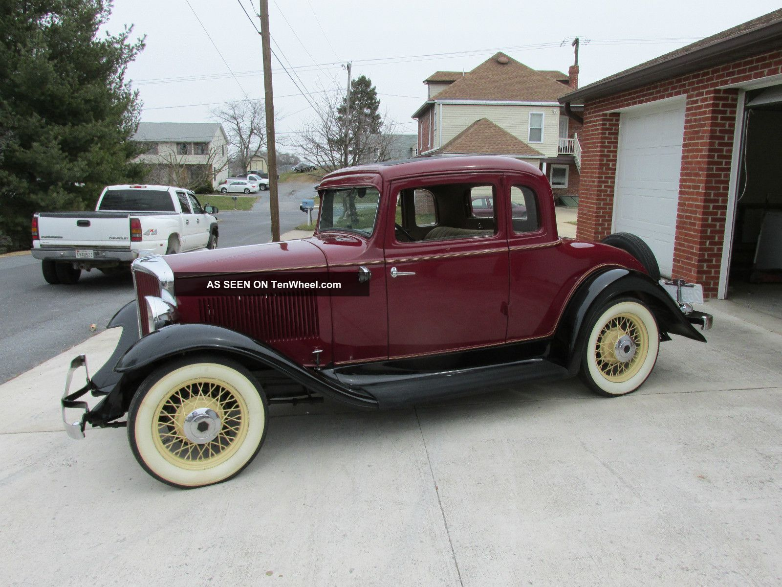 1932 essex 5 window coupe for 1932 5 window