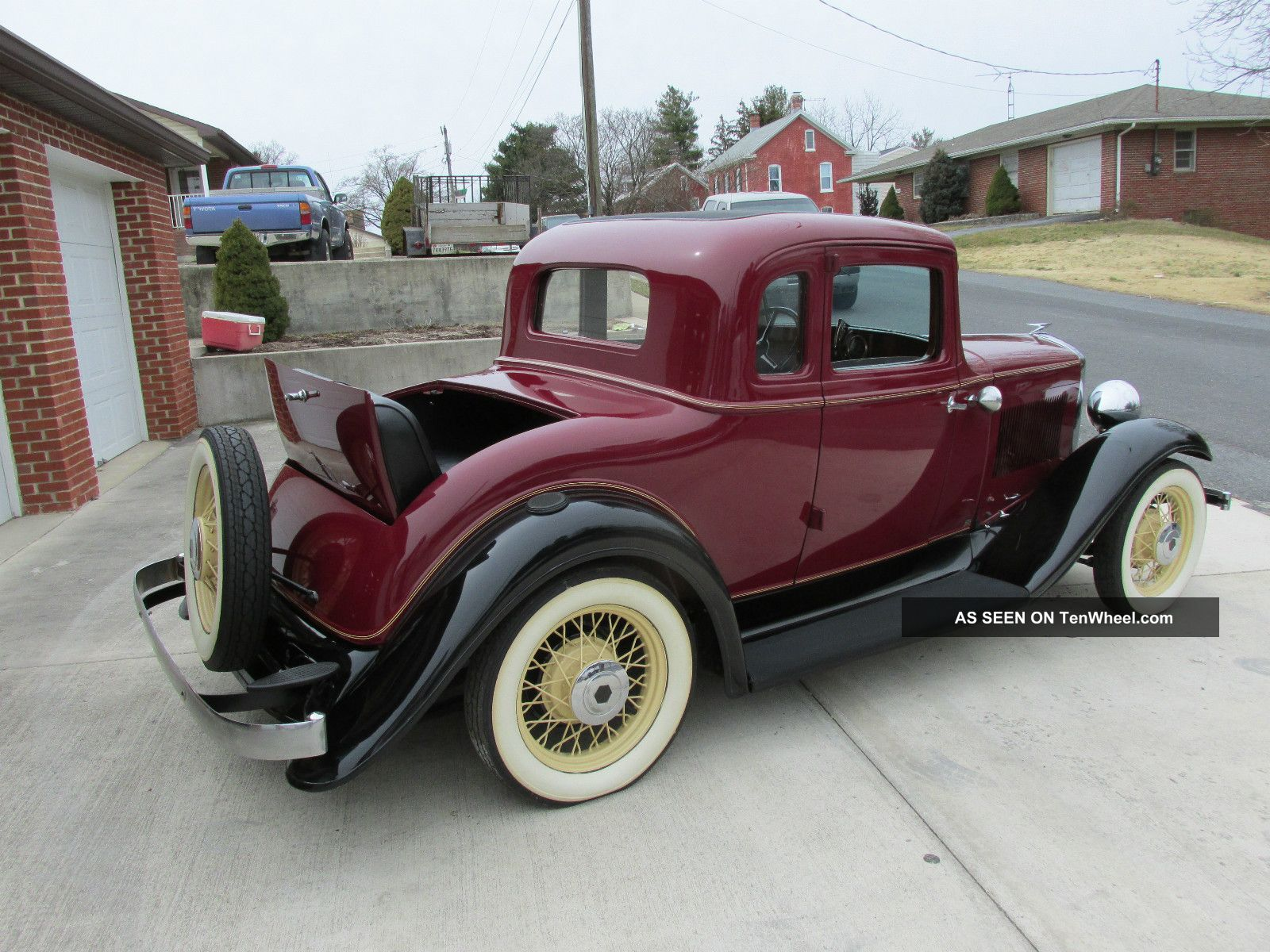 1932 essex 5 window coupe for 1932 5 window coupe body