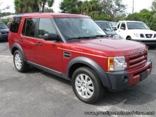 2006 Land Rover Lr3 Se Sport Utility 4 - Door 4.  4l photo