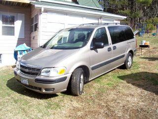 2002 Chevrolet Venture Ls Mini Passenger Van 4 - Door 3.  4l photo
