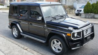 2005 Mercedes Amg G - 55 Grand Edition 96 photo