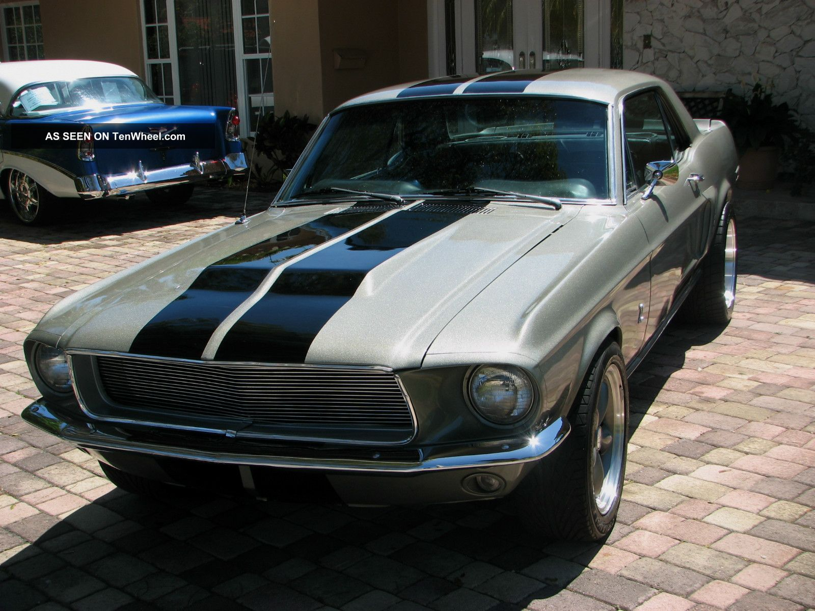 1968 Ford Mustang Shelby Cobra Gt - 500 Eleanor Tribute 289 Eng. Mustang photo
