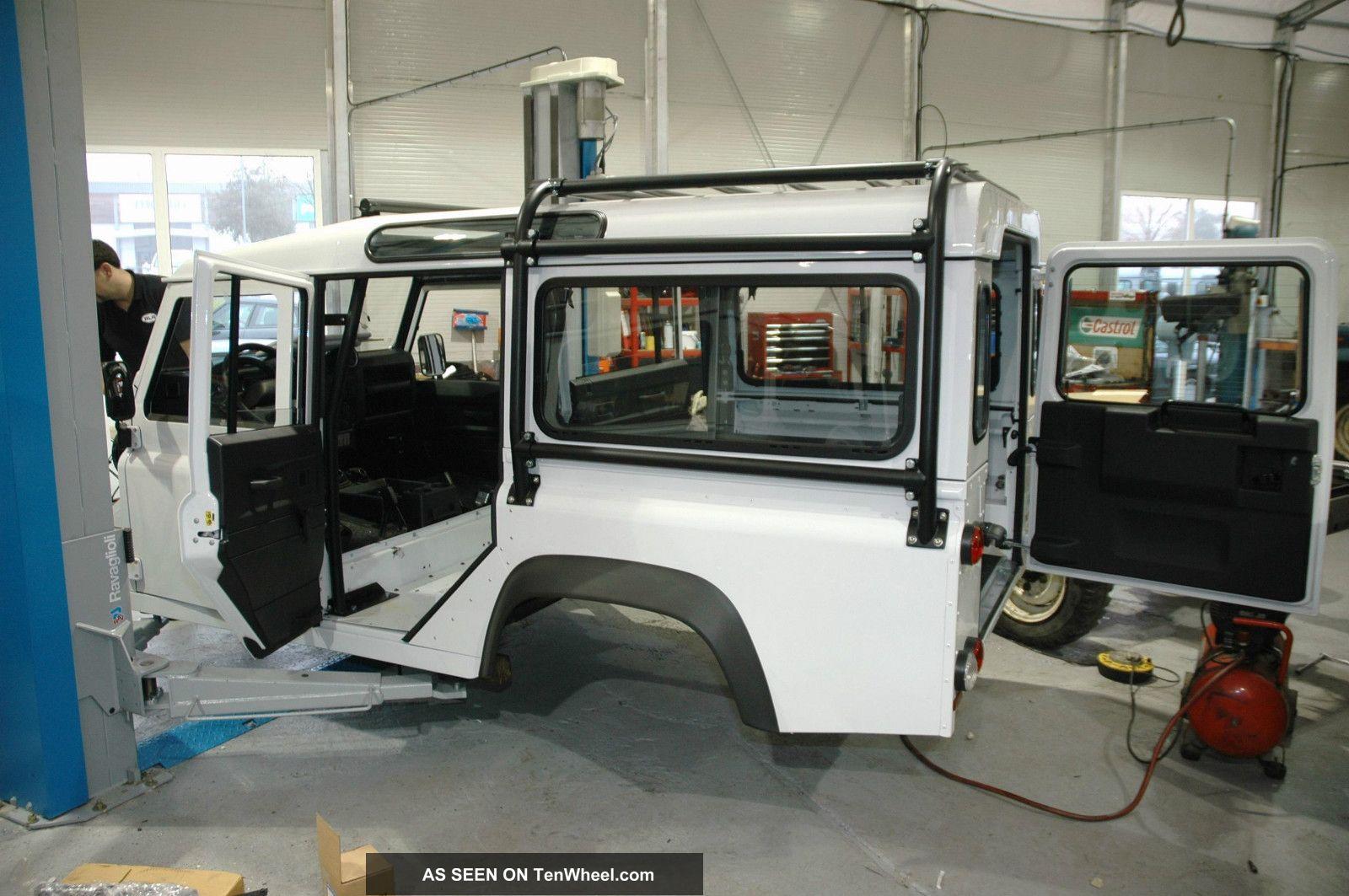 1985 Land Rover Defender 110 Station Wagon Nas Spec