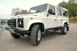 1985 Lhd Land Rover 110 Defender Custom Rebuilt N.  A.  S X / S Station Wagon photo