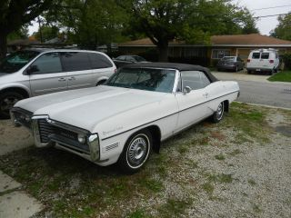 1968pontiac Catalina Convertible photo