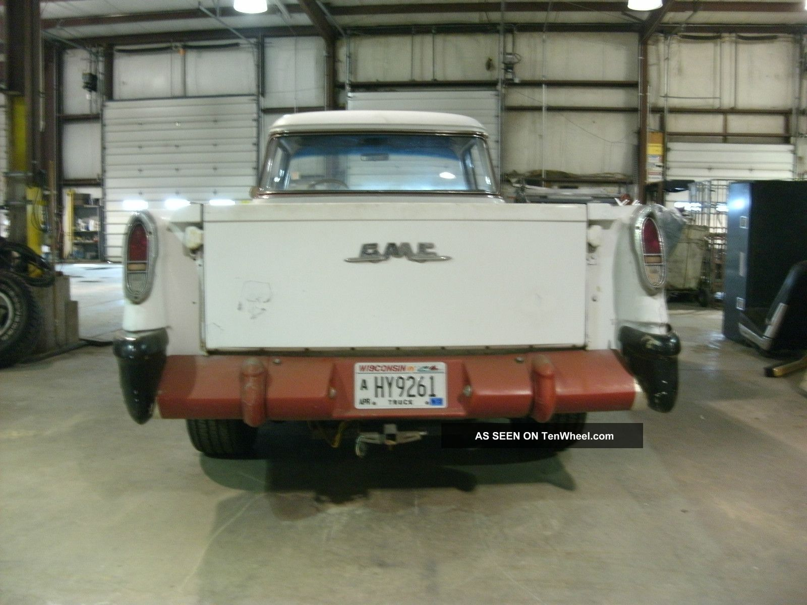 Jim Carter Truck Parts Official Site >> 1956 Chevrolet Cameo Carrier Pickup Serious Wheels | Autos Post