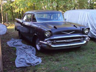 1957 Chevy Belair photo