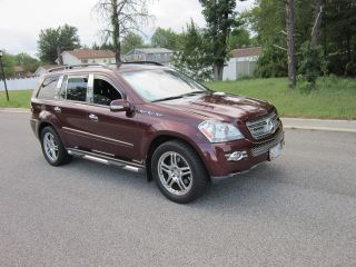 2007 Mercedes - Benz Gl450 4.  6l photo