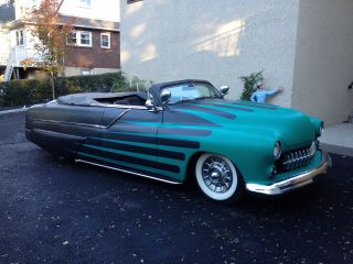 1951 Mercury Lead Sled photo
