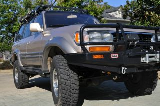 1996 Lexus Lx450 Land Cruiser Extreme photo
