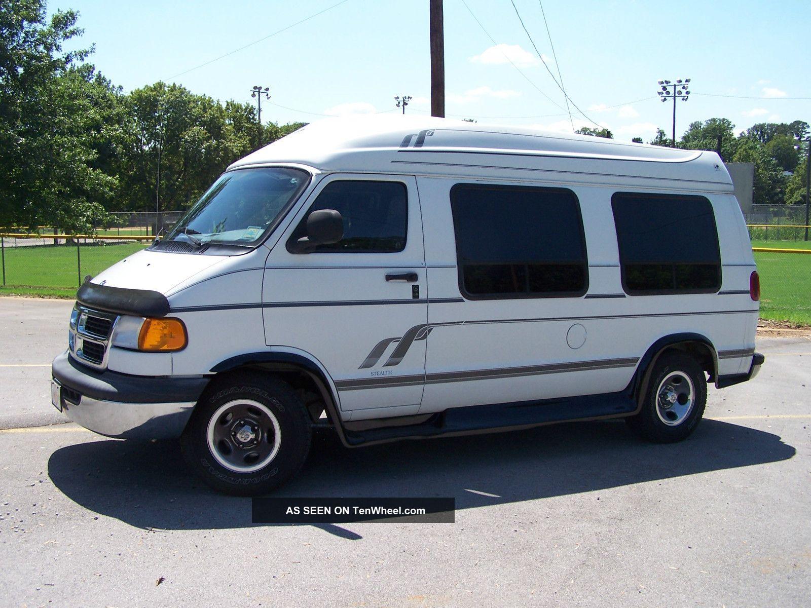 2000 Dodge Ram 1500 Conversion Van